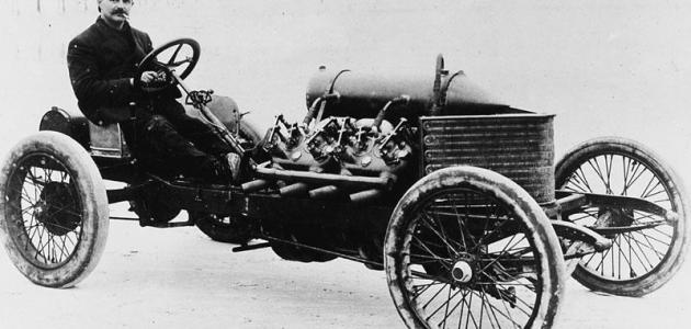 معلومات وقصة إختراع السيارة
