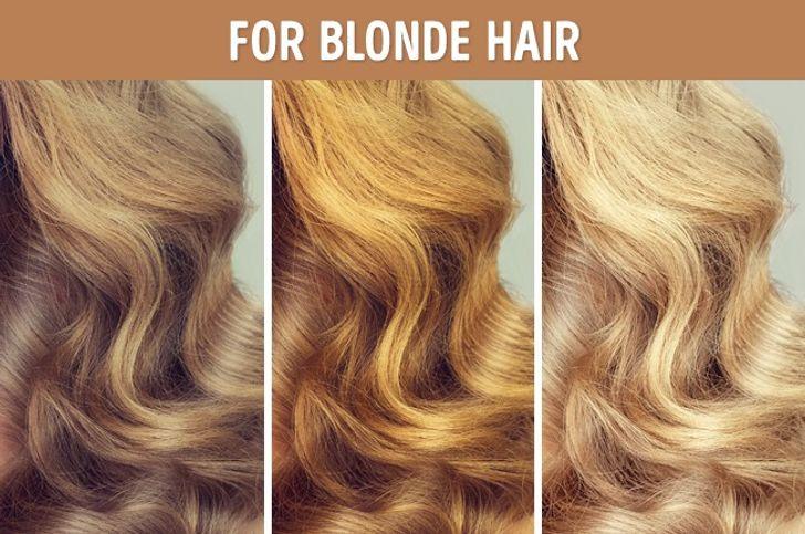 وأخيرًا إليكِ أبرز وأسهل 3 طرق لصبغ الشعر طبيعيا !