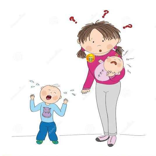 كيف توقفين طفلك عن البكاء والتوسل إليك بخمس جمل سهلة؟