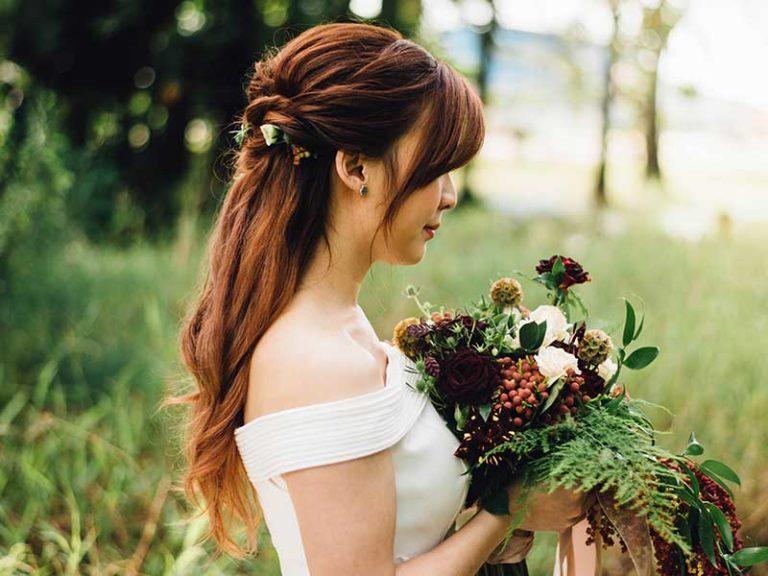 7 أقنعة منزلية للشعر ستدهش نتائجها كل عروس اقترب زفافها!