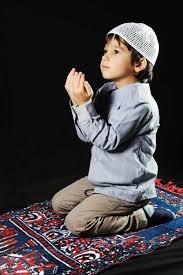 كيف تسأل إبنك عن الصلاة
