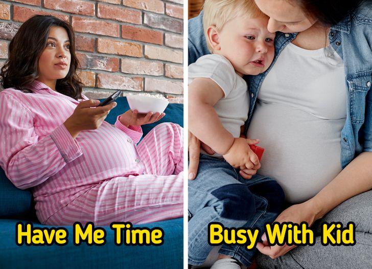 5 أشياء يجب أن تعرفها كل أم قبل أن تنجب الطفل الثاني !