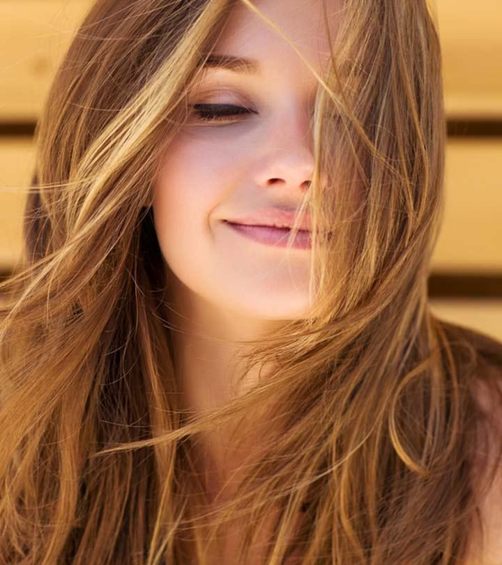 بشرى سارة شعرك  سينمو مجددًا بسرعة وسهولة!🤩👩