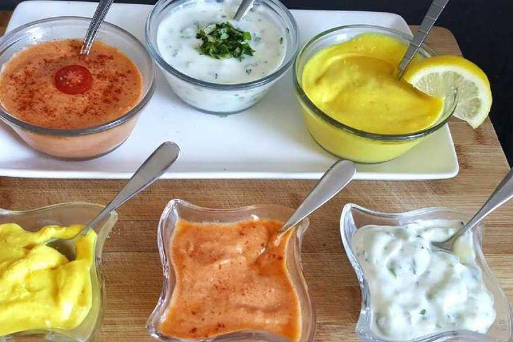 وصفات صلصات أساسية في تحضير الأطعمة